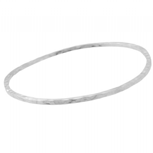 Small Hammered Bangle